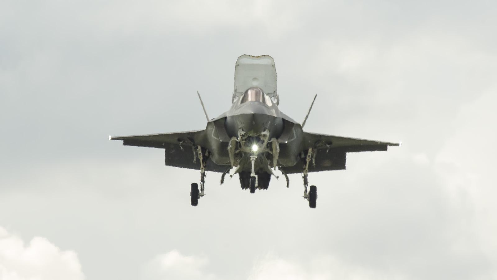 _IMG6125 Lockheed Martin F-35B Lightning II ZM137 RAF s