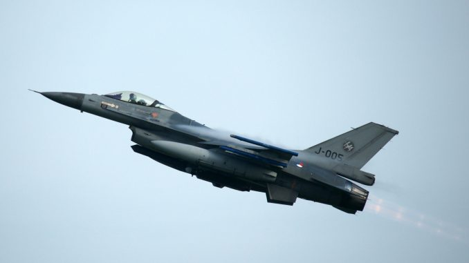 F-16AM Fighting Falcon J-005 312sq Royal Netherlands Air Force