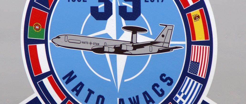 35 years NAEW&CF E-3A Component Geilenkirchen
