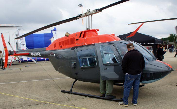 Bell 206B3 Jet Ranger D-HMFA