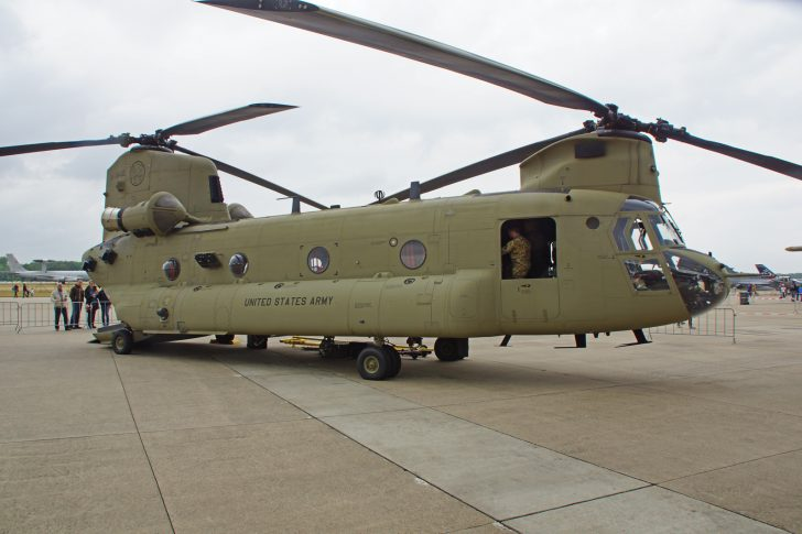 Boeing CH-47F Chinook 13-08432 1-214 GSAB/12CAB US Army
