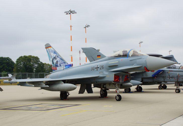 Eurofighter EF2000 Typhoon 30+26 TLG74 German Air Force