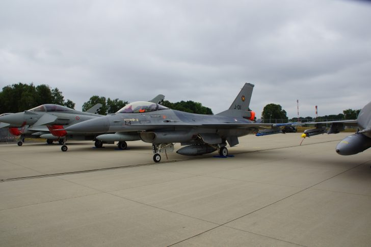 F-16AM Fighting Falcon J-011 312sq Royal Netherlands Air Force