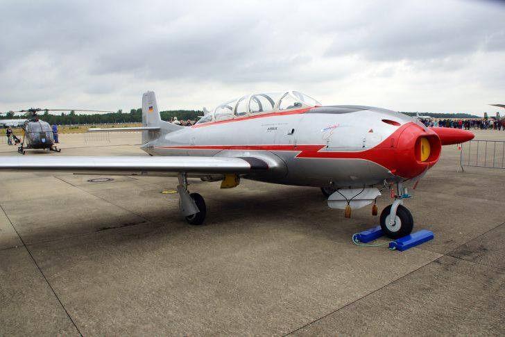 Hispano HA.200D Saeta D-IWMS Messerschmidt Stiftung