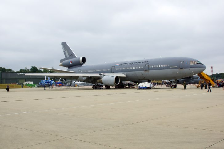 McDonnell Douglas KDC-10 T-264 334sq Royal Netherlands Air Force
