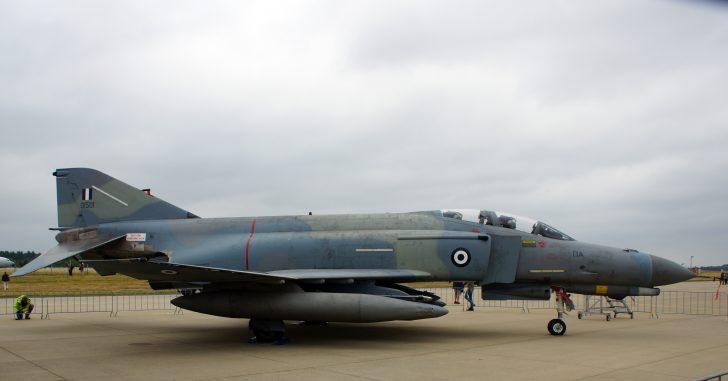 McDonnell F-4E(AUP) Phantom II 72-1501 339 MPK Greece Air Force