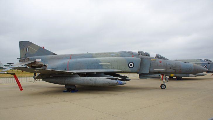 McDonnell F-4E(AUP) Phantom II 77-1750 339 MPK Greece Air Force