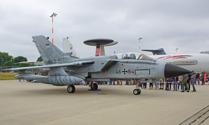 Panavia Tornado ECR 46+54 TLG51 German Air Force