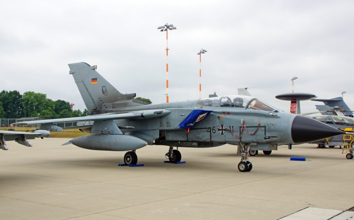 Panavia Tornado GS 46+11 TLG33 German Air Force