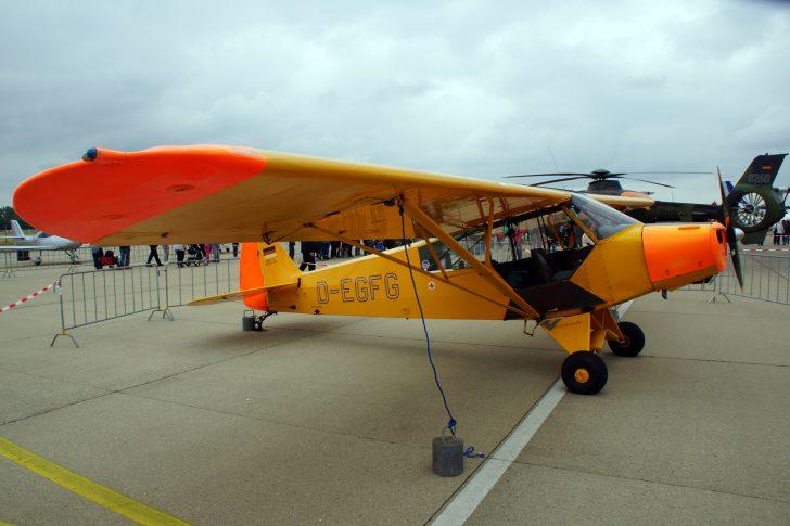 Piper L-18C Cub D-EGFG