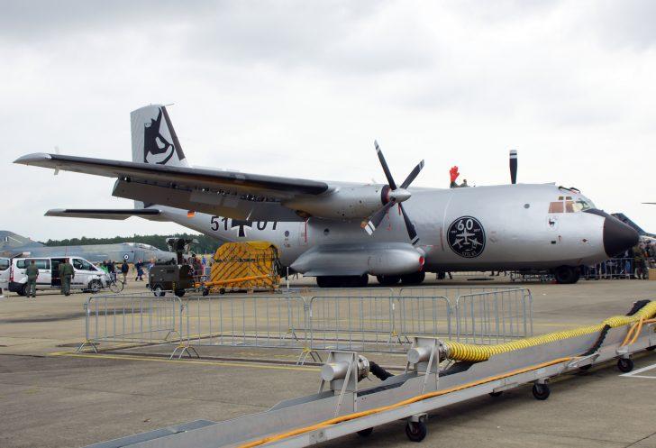 Transal C-160D 51+01 LTG61 German Air Force