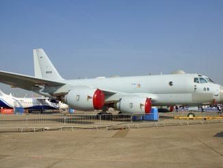 Kawasaki P-1 5508 JMSDF
