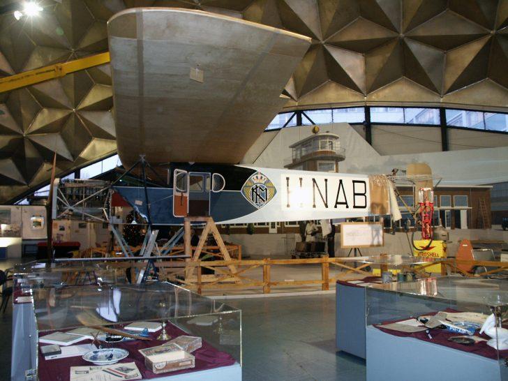 Fokker F.II H-NABC KLM (replica), Aviodrome