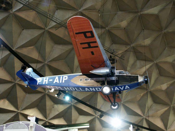 "Fokker F.XVIII PH-AIP KLM ""Pelikaan"""