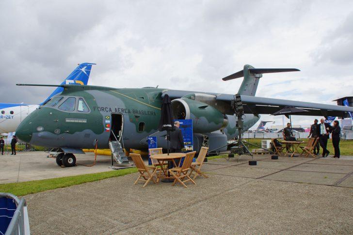 Embraer KC-390 PT-ZNF Embraer Brazilian Air Force