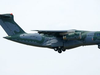 Embraer KC390 PT-ZNJ Brazilian Air Force - Embraer